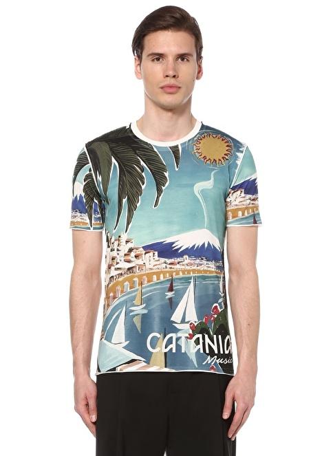 Dolce&Gabbana Tişört Renkli